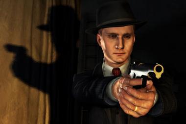 האם הדמות הראשית של L.A Noire נמצאה מתה ב-GTA V?