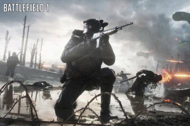 Battlefield 1 - סרטון השוואה בין גרסאות ה-PS4 וה-PS4 Pro