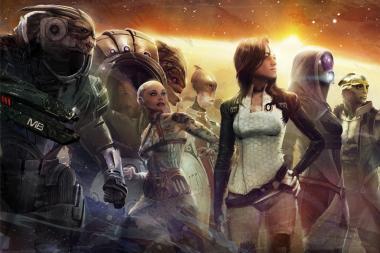 Mass Effect 2 ו-3 זמינים עכשיו בתאימות לאחור ל-Xbox One