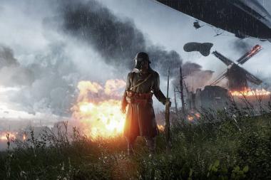 Battlefield 1 - עדכון חדש יוצא למשחק היום