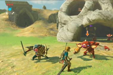 Zelda: Breath of the Wild לא יושק במקביל ל-Nintendo Switch
