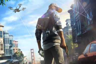 Ubisoft מבטיחה שבאג ''אברי המין'' יוסר מ-Watch Dogs 2