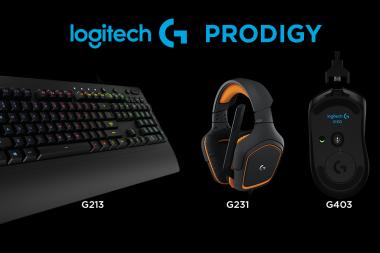 ביקורת - Logitech Prodigy