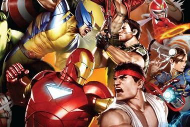 האם נזכה לראות המשך ל-Marvel vs. Capcom כבר ב-2017?