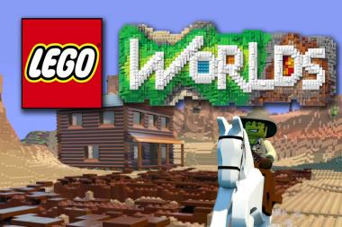 LEGO Worlds יהיה זמין ל-Xbox One וה-PS4 בפברואר