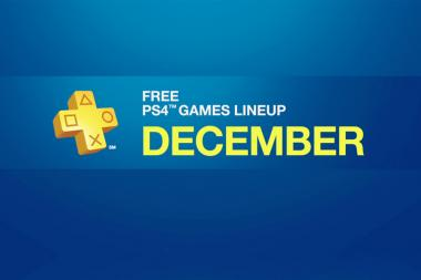 PS Plus - נחשפו משחקי דצמבר