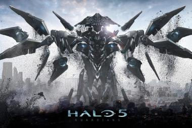 Halo 5 מגיע עם עדכון חדש ובו פרסים שווים, ביניהם תוכן REQ חדש