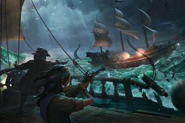 אלפא ראשונית ל-Sea of Thives תגיע בשבוע הבא
