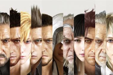 ביקורת - Final Fantasy XV