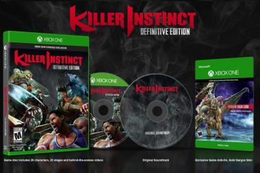 Killer Instinct זמין בתור כותר Play Anywhere