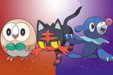 ביקורת - Pokemon Sun ו-Moon