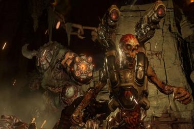 DOOM 4 בוטל כי הוא נראה יותר מידי דומה ל-Call of Duty
