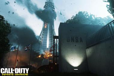 Call of Duty: Infinite Warfare יהיה זמין בחינם למספר ימים