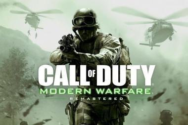 Call of Duty: Modern Warfare Remastered קיבל עדכון מעניין