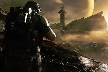 Call of Duty: Infinite Warfare מגיע למקום הראשון במכירות