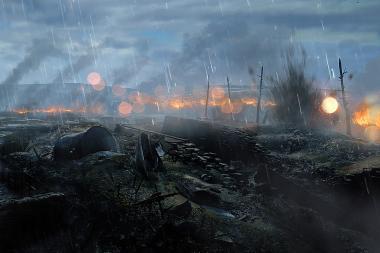 DICE חושפת מידע לגבי ההרחבה הראשונה של Battlefield 1