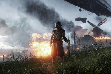 אירוע החגים של Battlefield 1 יוצא לדרך