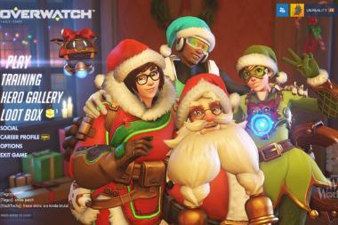 Overwatch - בליזארד מפנקת אתכם ב-Loot Boxes לכבוד החגים