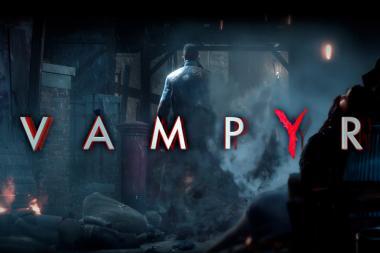 המשחק Vampyr מקבל טרילר ומידע נוסף