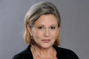 קארי פישר נפטרה בגיל 60