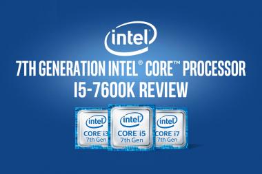 ביקורת - Intel i5-7600K