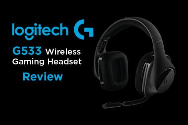 ביקורת - אוזניות Logitech G533