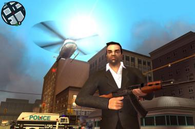 GTA V - מודרים הכניסו את Liberty City אל GTA V