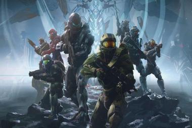 נחשף שיתוף הפעולה הגנוז של Halo ו-Mega Bloks