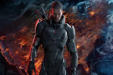 """במאי """"שומרי הגלקסיה"""": סדרת Mass Effect היא בין ההשראות הגדולות שלי"""