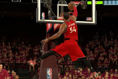 NBA 2K18 יגיע ל-Nintendo Switch בחודש ספטמבר