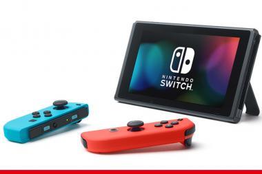 מספר שעות לאחר פתיחת המכירות המוקדמות Nintendo Switch אזלה מהמלאי