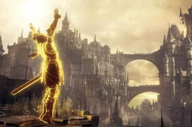 Dark Souls 3  - שחקן אחד מראה לכולנו איך עושים את זה