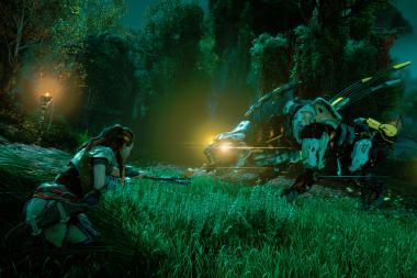 צפו בסרטון חדש של Horizon: Zero Dawn על ה-PS4