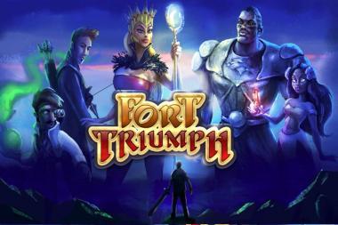 מאחורי הקלעים - Fort Triumph