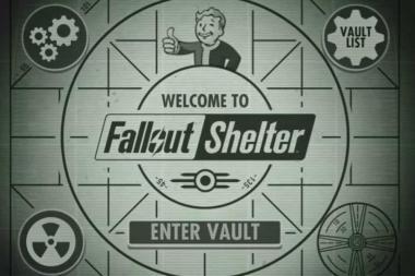 Fallout Shelter בדרך ל-Windows 10 וה-Xbox One