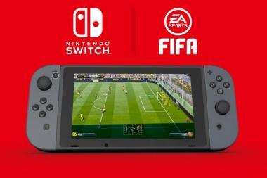 Nintendo Switch תקבל גרסה משלה ל-FIFA 18