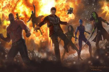 צפו בטיזר החדש של Guardians of the Galaxy Vol. 2