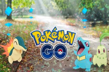 Pokemon Go יאפשר לכם לתפוס את הפוקימונים של אזור ג'וטו