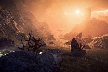 Mass Effect Andromeda - צפו בתמונות חדשות מתוך המשחק