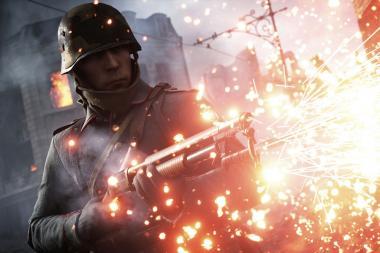 עדכון החורף של Battlefield 1 עלה לאוויר
