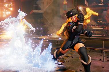 Street Fighter V - הכירו את Kolin