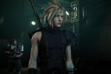 תמונות חדשות נחשפו מתוך Final Fantasy VII ו-Kingdom Hearts III