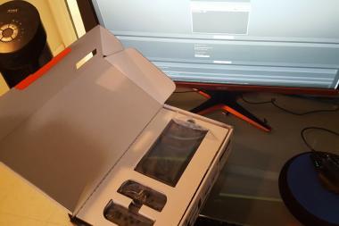 קונסולות Nintendo Switch נגנבו והופצו מחדש בצורה לא חוקית