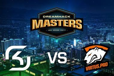 Virtus.Pro היא הזוכה הגדולה של DreamHack Masters