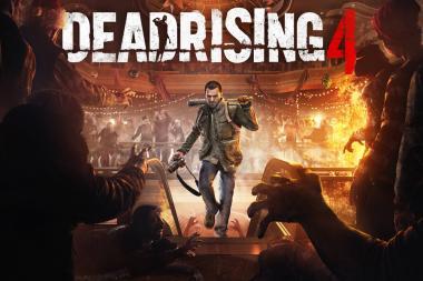 Dead Rising 4 מקבל תאריך הגעה לסטים