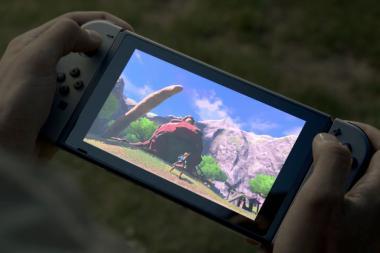 חיי הבטריה של ה-Nintendo Switch יספיקו לכם לשלוש שעות משחק בדרכים