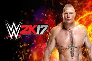 ביקורת - WWE 2K17