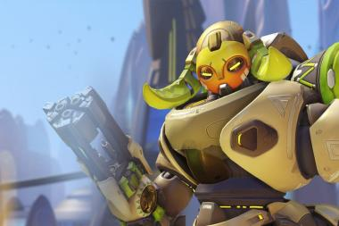הכירו את Orisa, דמות הטנק החדשה של Overwatch