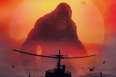 """ביקורת סרט: """"קונג: אי הגולגולת"""" – קוף לפני בן-אדם"""