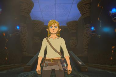 אימולציה למשחק Zelda: Breath of the Wild תוך כמה שעות בלבד